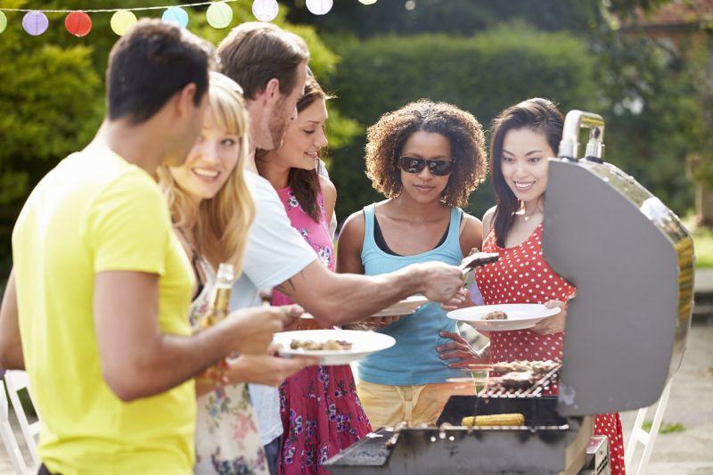 4 rady, jak uspořádat nejlepší zahradní párty