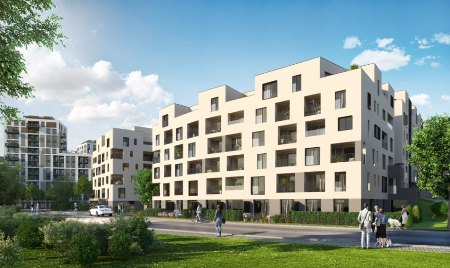 Chcete si splnit o vlastním bydlení v novostavbě v srdci metropole?