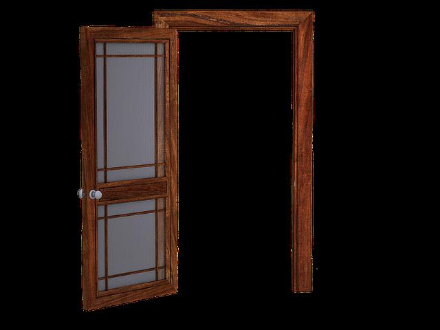 Plastová okna a dveře? Proč ne!