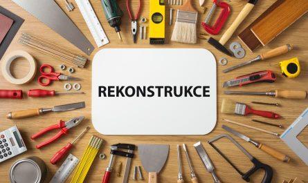 rekonstrukce